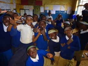 Letzte Stunde an meiner Lieblingsgrundschule Makerere